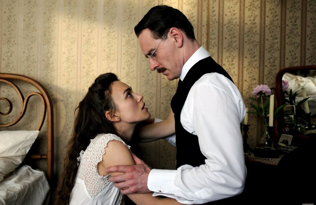 A dangerous method - Michael Fassbender