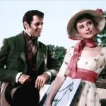 La guerra y la paz Henry Fonda Audrey Hepburn