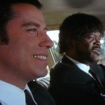 Pulp Fiction Samuel L. Jackson John Travolta