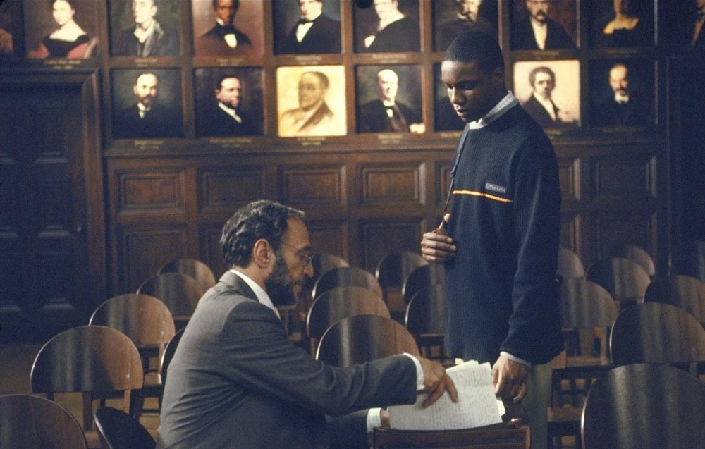 Finding Forrester Rob Brown F. Murray Abraham