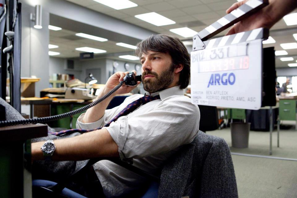 And the oscar goes to Argo