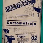 ¡Casting! en la Escuela de Cine de Lima
