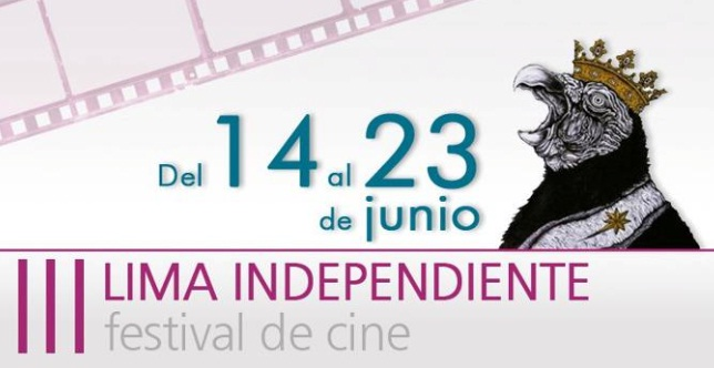Festival Internacional de Cine Lima Independiente Convocatoria 2013