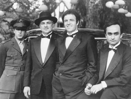 El Padrino Familia Corleone