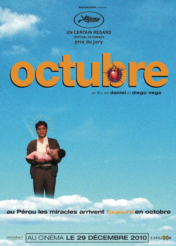 Octubre Bruno Odar