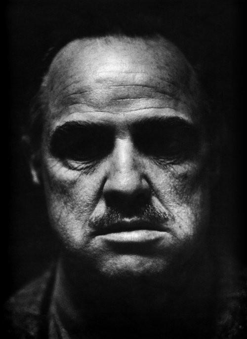 El Padrino Marlon Brando
