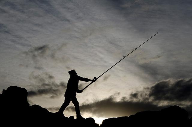 Alejandro Awada Días de Pesca