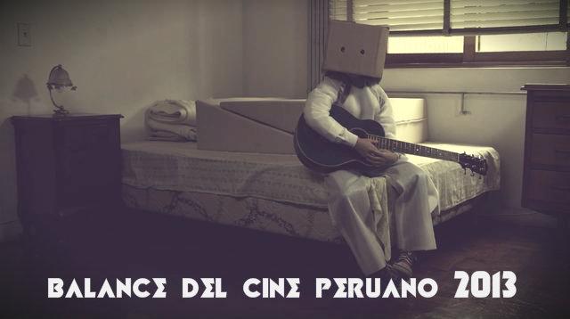 Balance Cine Peruano 2013