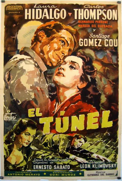 Póster El Túnel