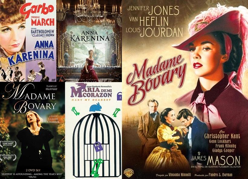 De la literatura al cine