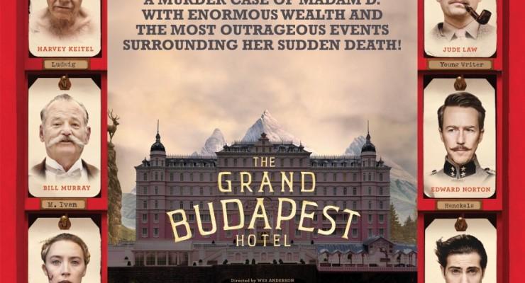 El Gran Hotel Budapest (The Grand Budapest Hotel)