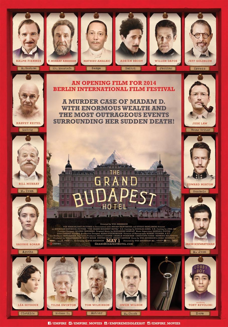 სასტუმრო გრანდ ბუდაპეშტი (ქართულად)  The Grand Budapest Hotel /Отель Гранд Будапешт