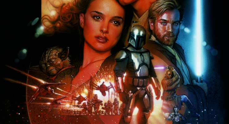 Star Wars: Episodio II – El ataque de los clones (Star Wars: Episode II – Attack of the clones)