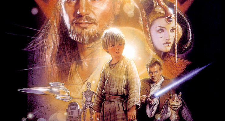 Star Wars: Episodio I – La amenaza fantasma (Star Wars: Episode I – The Phantom Menace)