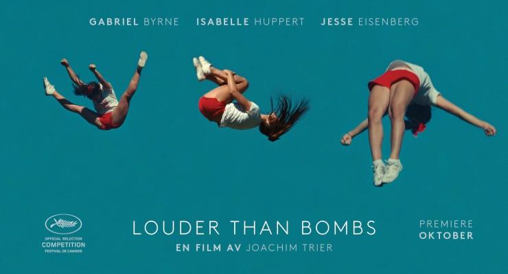 El amor es más fuerte que las bombas (Louder than bombs)