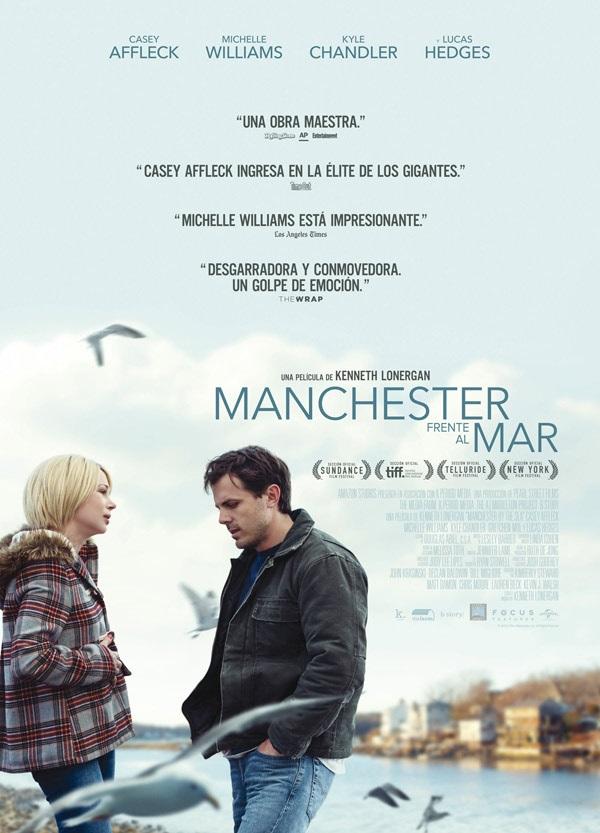 Manchester frente al mar Poster